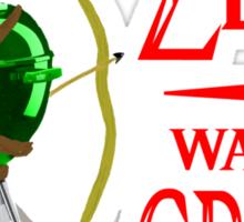 What if Zelda was a Grill? Sticker