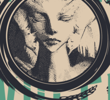 Wicked Wheel Weiß | FFXIV Sticker