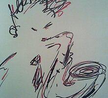 JAZZ MAN by Lee Modrok