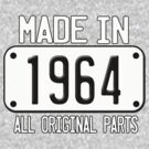 MADE IN 1964 by mcdba