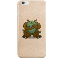 Green Man iPhone Case/Skin