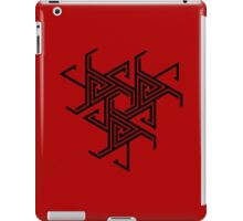 Tessellating Tattoo iPad Case/Skin