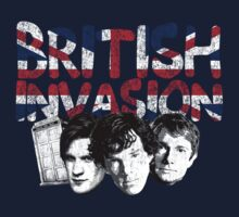 British Invasion by Stove  Aya