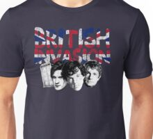 British Invasion Unisex T-Shirt