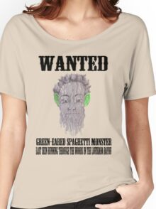 True Detective Wanted Poster Women's Relaxed Fit T-Shirt