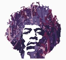 Eternal Jimi by arrow3