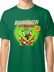 The Smiths 8-bit Project - Bigmouth Strikes Again Classic T-Shirt