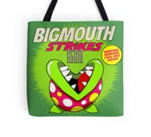 The Smiths 8-bit Project - Bigmouth Strikes Again Tote Bag
