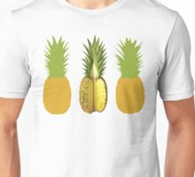 The Very Pineapple of Politeness Unisex T-Shirt