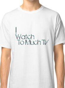 TV Classic T-Shirt