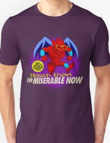 The Smiths 8-bit Project - Heavens Knows I'm Miserable Now T-Shirt