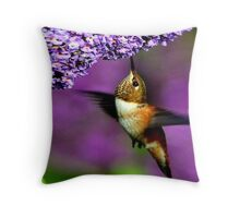 BEST NATURE IMAGE.. Throw Pillow