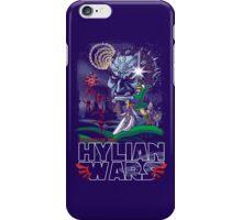 Hylian Wars iPhone Case/Skin