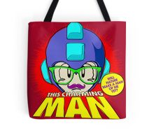 The Smiths 8-bit Project - This Charming Mega Man Tote Bag