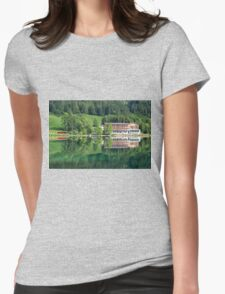 Hintersee, Berchtesgadener Land Womens Fitted T-Shirt