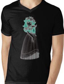 Kick ass Peach Mens V-Neck T-Shirt