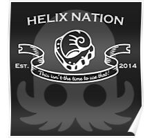 Helix Fossil Nation Poster