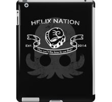 Helix Fossil Nation iPad Case/Skin