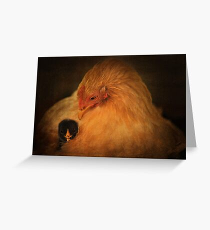 Mother and Child ~ Greeting Card
