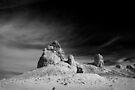 Trona Pinnacles 2 by Corri Gryting Gutzman