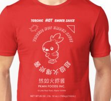 Torchic Hot Ember Sauce  Unisex T-Shirt