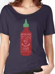 Torchic Hot Ember Sauce  - Distressed  Women's Relaxed Fit T-Shirt