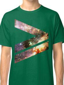 Greater Than [Messier 17]   Mathematix Classic T-Shirt