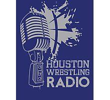 Original HWR Logo Photographic Print