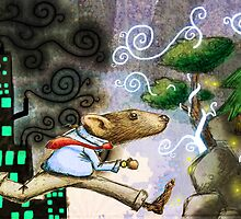 Rat Race Escape by LudlumDesign