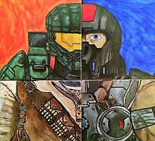 Video Game Tribute by caitydittman