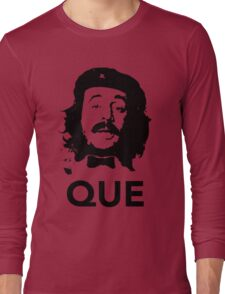 Que guevara Long Sleeve T-Shirt