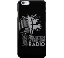 Original HWR Logo iPhone Case/Skin