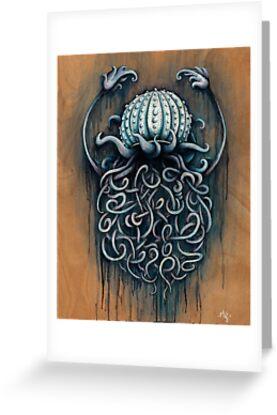 Hard Shelled Jellyfish  by -migi-