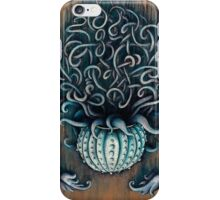 Hard Shelled Jellyfish  iPhone Case/Skin