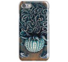 Hard Shelled Jellyfish  iPhone Case/Skin