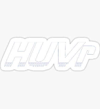 HUVr Tech Sticker