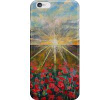Starlight Poppies iPhone Case/Skin
