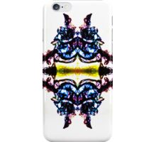 The four-way mirror. iPhone Case/Skin