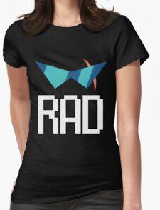 Terra Wolf-Dog Original - Rad Womens Fitted T-Shirt