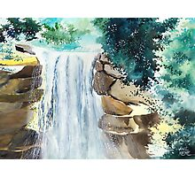 Falling Waters Photographic Print