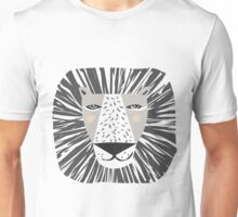 Friendly Lion Unisex T-Shirt