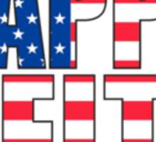 america ΚΔ  Sticker