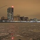 Hoboken On Ice by pmarella