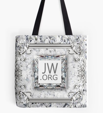 JW.ORG(Diamonds) Tote Bag