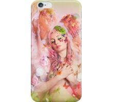 PSYCHE: Heart Chakra / Great Mother Archetype iPhone Case/Skin