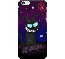 Wicked Kitty iPhone Case/Skin