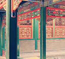 Pillars-The Prince Gong Mansion by deviloblivious