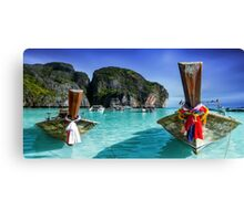 Phi Phi Islands Canvas Print