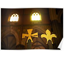 Symbols of the Faith Poster