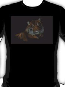 Majestic - Siberian Tiger T-Shirt